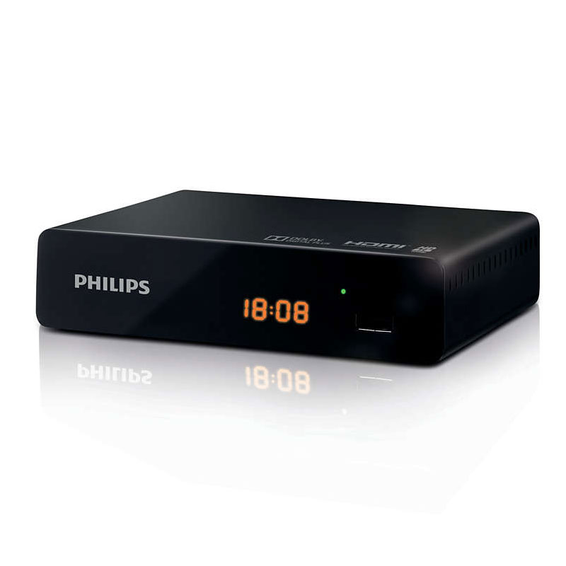 philips dtr3000 adaptateur tnt sat philips sur. Black Bedroom Furniture Sets. Home Design Ideas