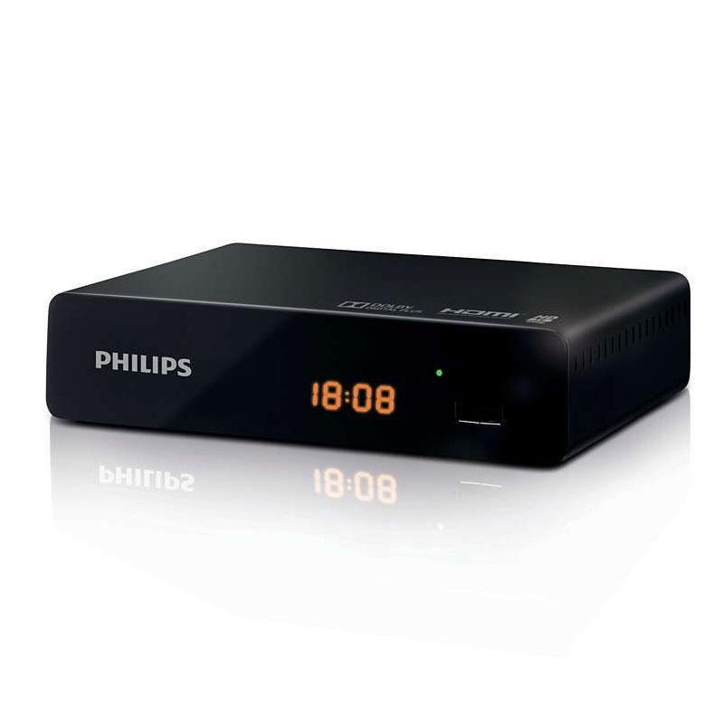 Philips dtr3000 adaptateur tnt sat philips sur ldlc - Decodeur tnt hd philips ...