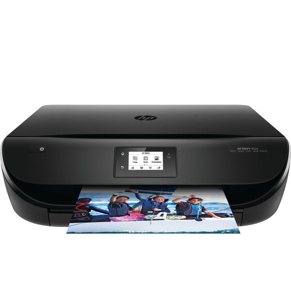 hp envy 4524 imprimante multifonction hp sur. Black Bedroom Furniture Sets. Home Design Ideas