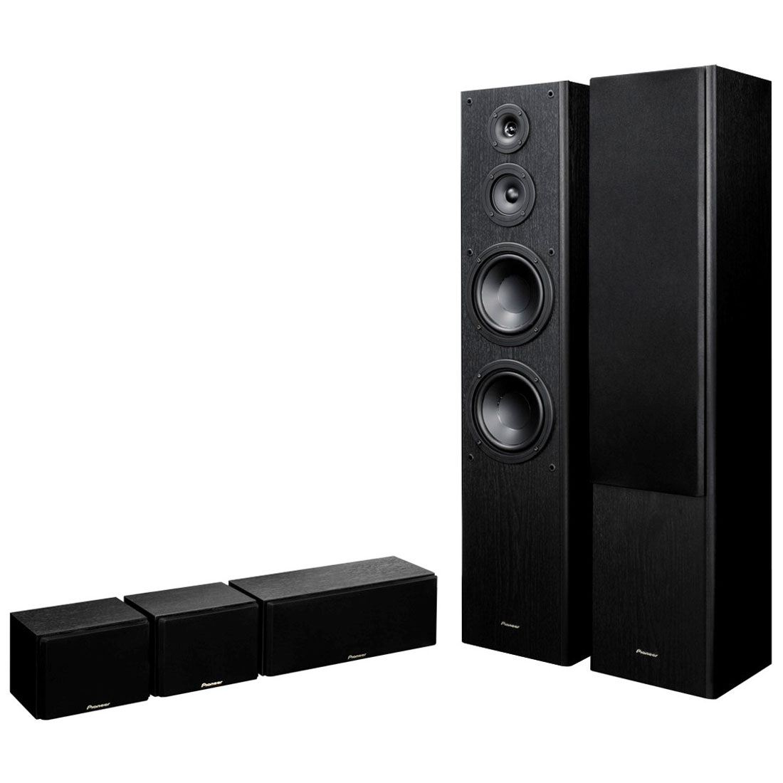 pioneer s es3tb enceintes hifi pioneer sur. Black Bedroom Furniture Sets. Home Design Ideas