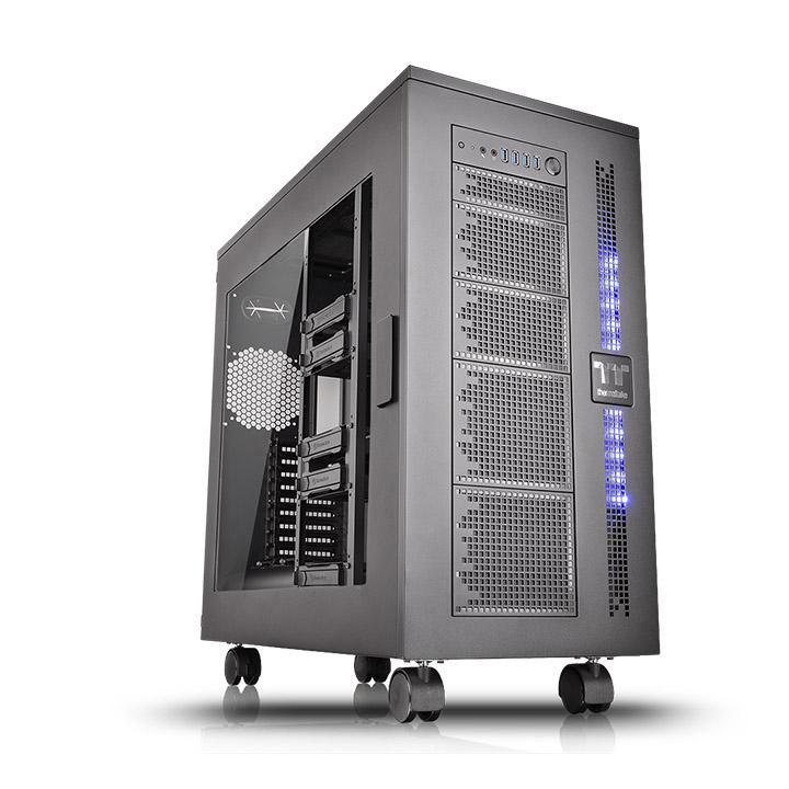 Boîtier PC Thermaltake Core W100 Boîtier Grand Tour avec fenêtre