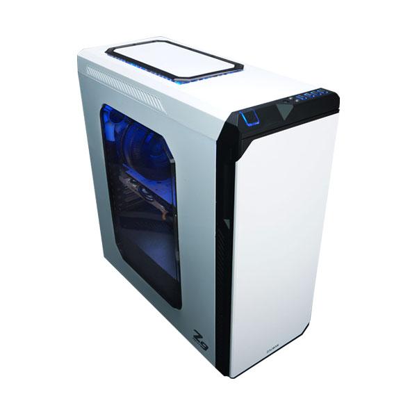 PC de bureau LDLC PC10 Nextreme AMD FX 8320 8 Go HDD 1 To AMD Radeon RX 470 4 Go Graveur DVD Windows 10 Famille 64 bits (monté)