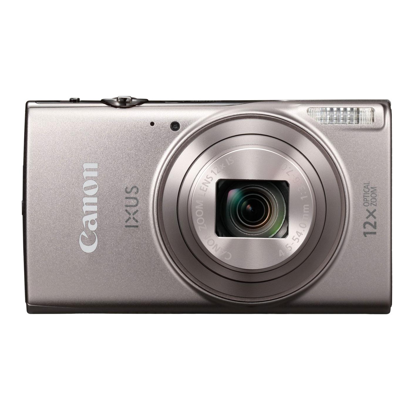 canon ixus 285 hs argent - appareil photo numérique canon sur ldlc