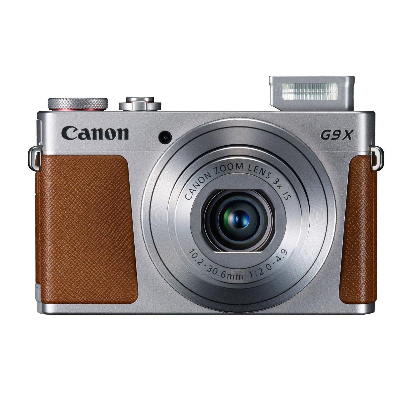 Canon powershot g9 x argent appareil photo num rique for Ecran appareil photo canon