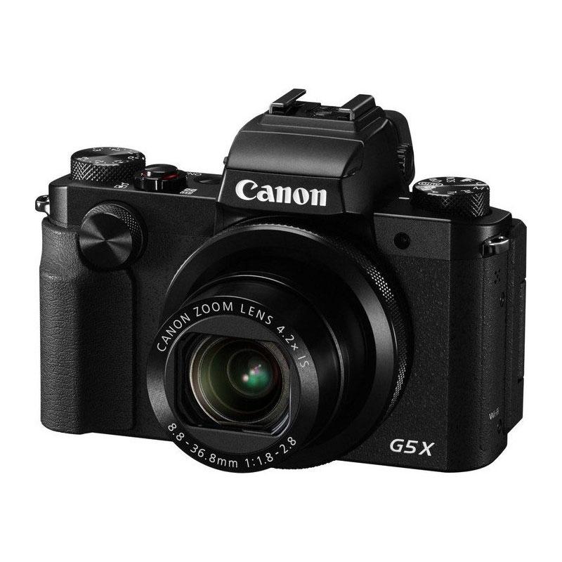 canon powershot g5 x appareil photo num rique canon sur. Black Bedroom Furniture Sets. Home Design Ideas