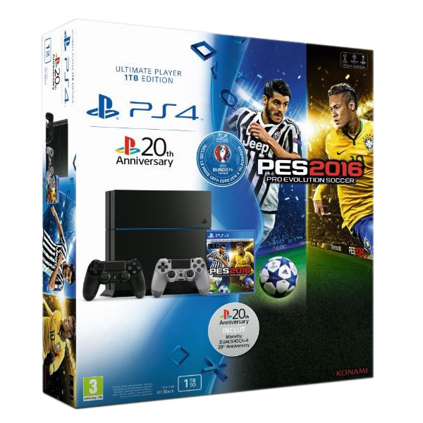 sony playstation 4 1 to pes euro 2016 pro evolution. Black Bedroom Furniture Sets. Home Design Ideas