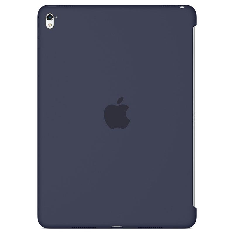 """Accessoires Tablette Apple iPad Pro 9.7"""" Silicone Case Bleu Nuit Protection arrière en silicone pour iPad Pro 9.7"""""""