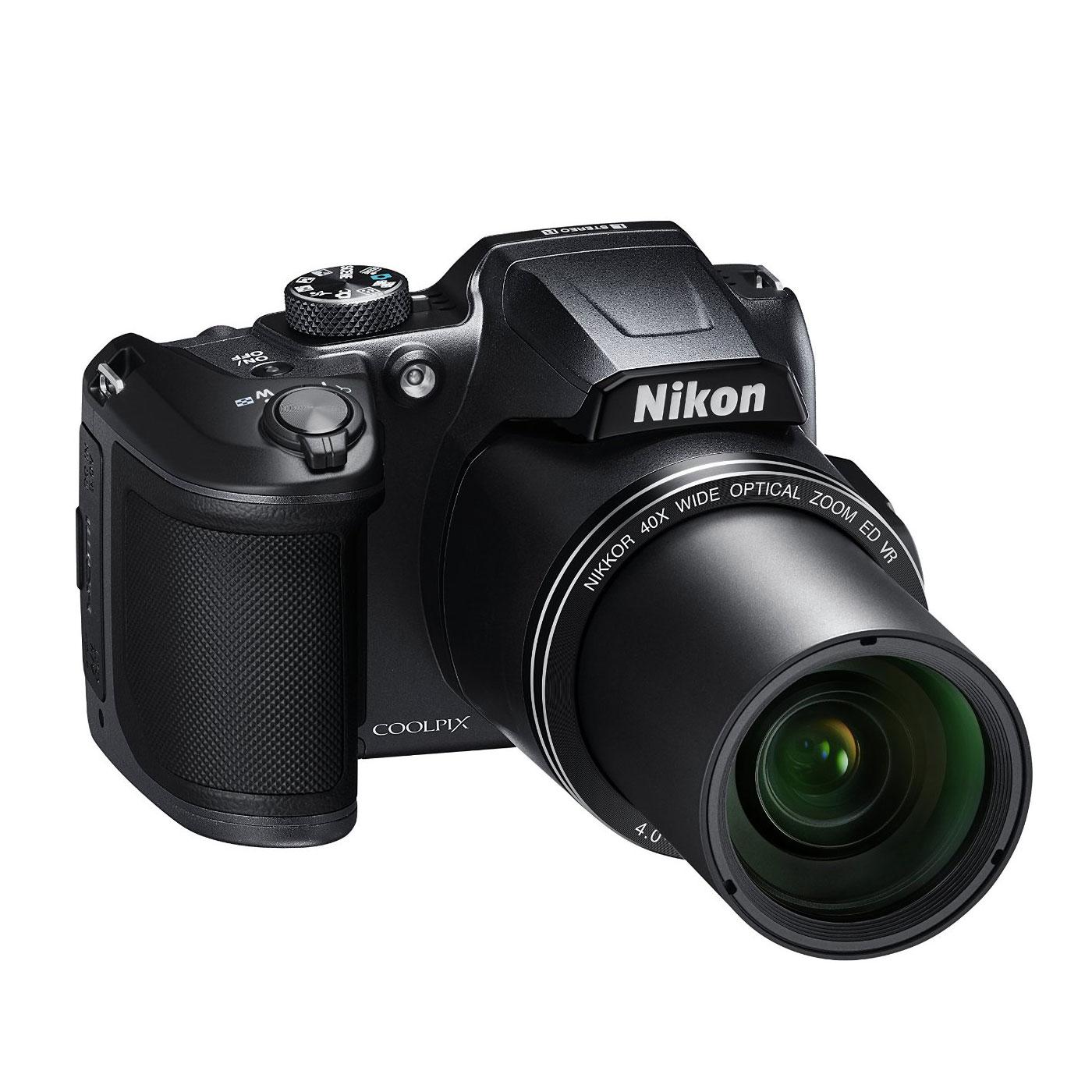 Nikon Coolpix B500 Noir Appareil Photo Num 233 Rique Nikon