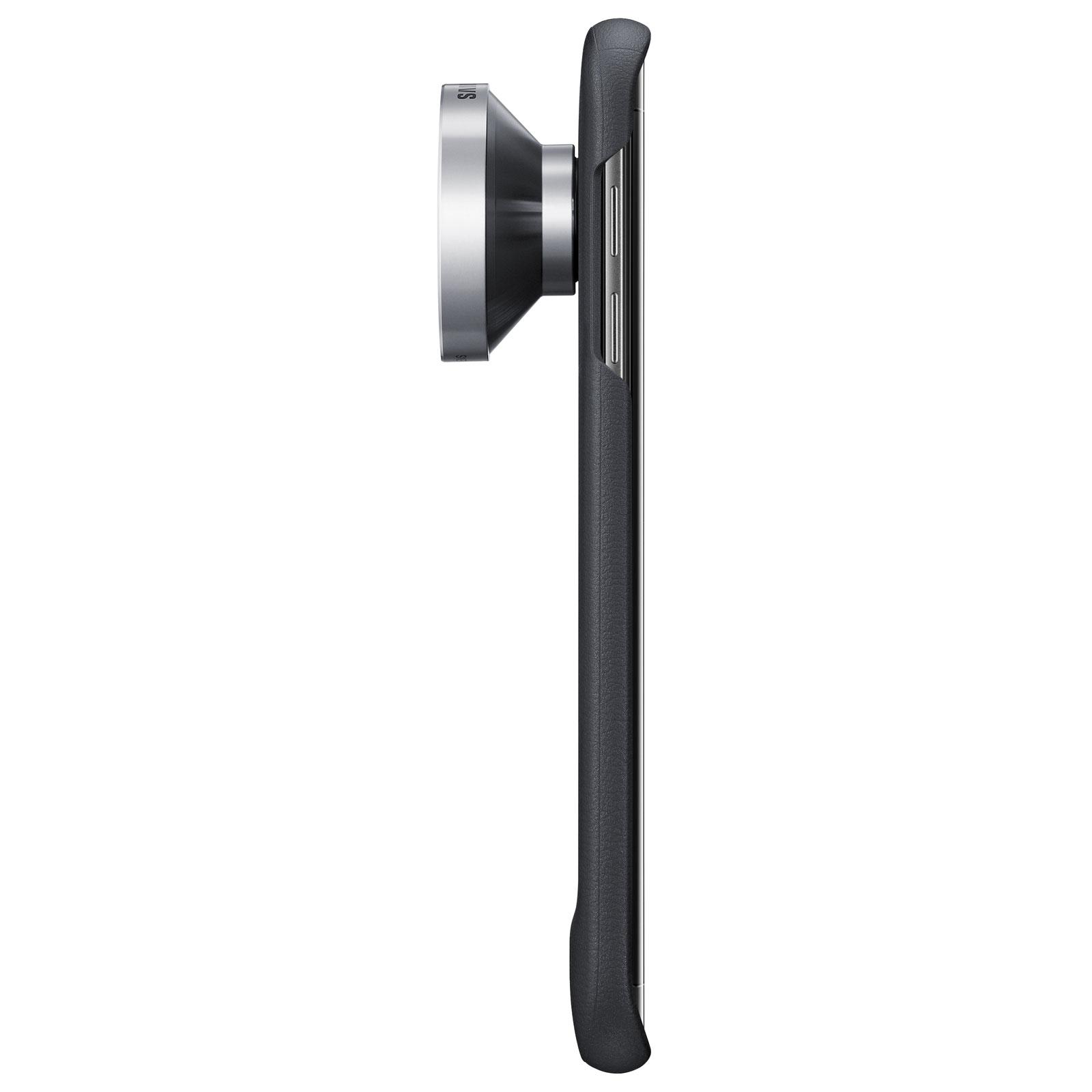 samsung lens cover noir samsung galaxy s7 edge etui t l phone samsung sur. Black Bedroom Furniture Sets. Home Design Ideas