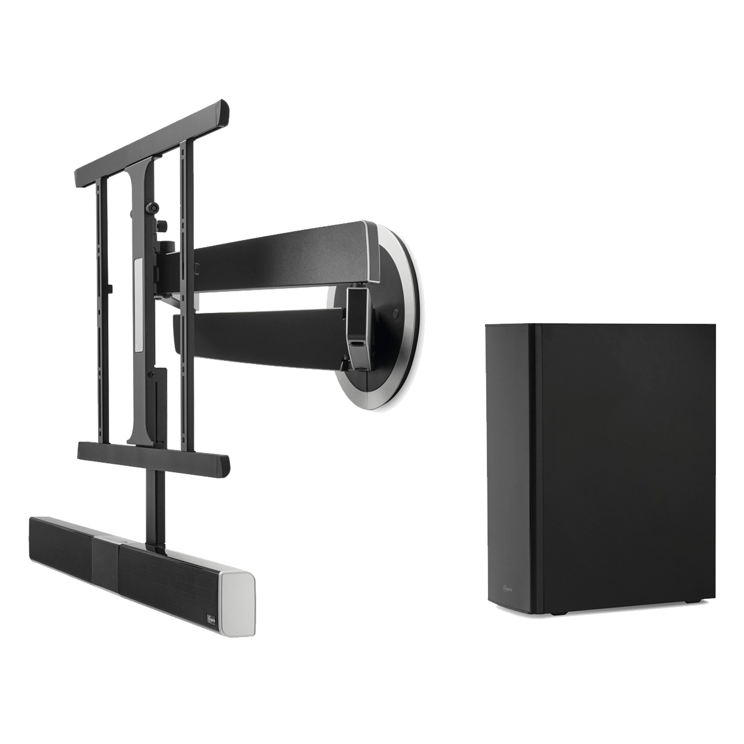 vogel 39 s soundmount next 8365 support mural tv vogel 39 s. Black Bedroom Furniture Sets. Home Design Ideas