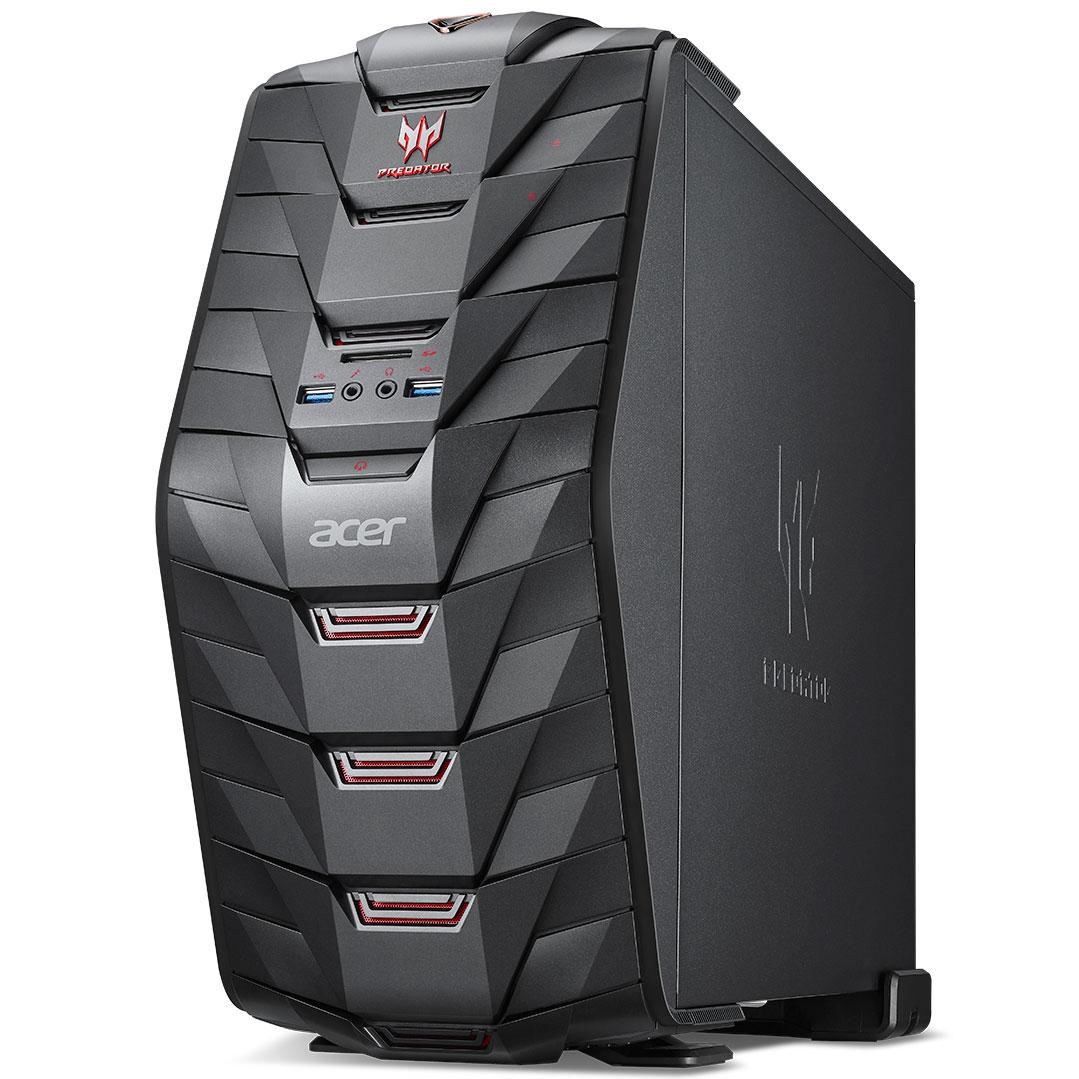Acer Predator G3-710 (DT.B1PEF.018) Intel Core i5-6400 8 Go SSD 128 Go +  HDD 1 To NVIDIA GeForce GTX 960 Graveur DVD Wi-Fi AC Windows 10 Famille 64  bits 647ee90fe88d