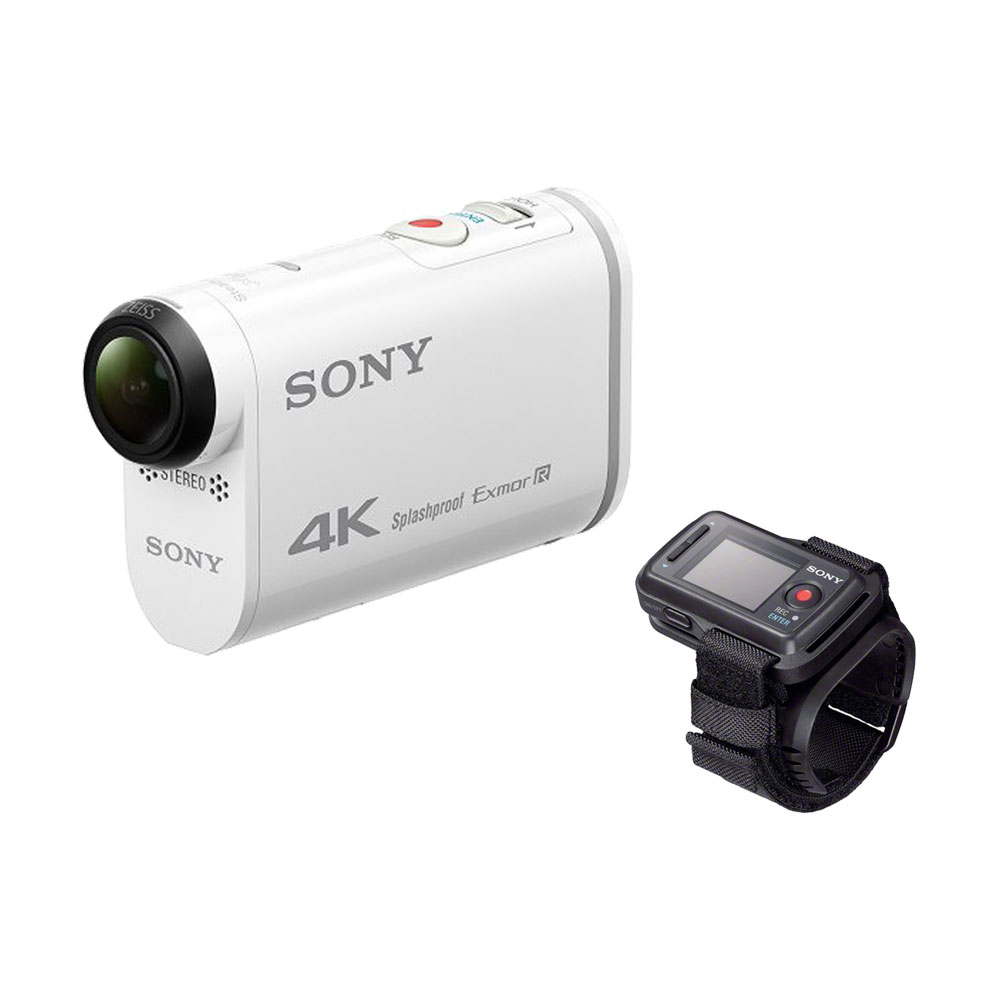 Sony fdr x1000vr cam ra sportive sony sur for Housse camescope sony