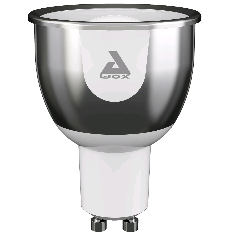 awox smartlight gu10 ampoule connect e awox sur. Black Bedroom Furniture Sets. Home Design Ideas