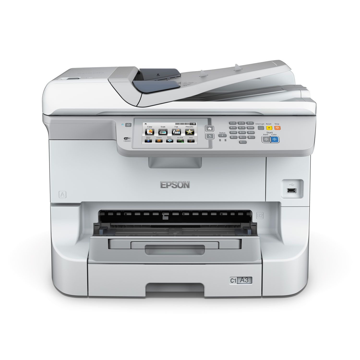 epson workforce pro wf 8510dwf imprimante multifonction epson sur. Black Bedroom Furniture Sets. Home Design Ideas