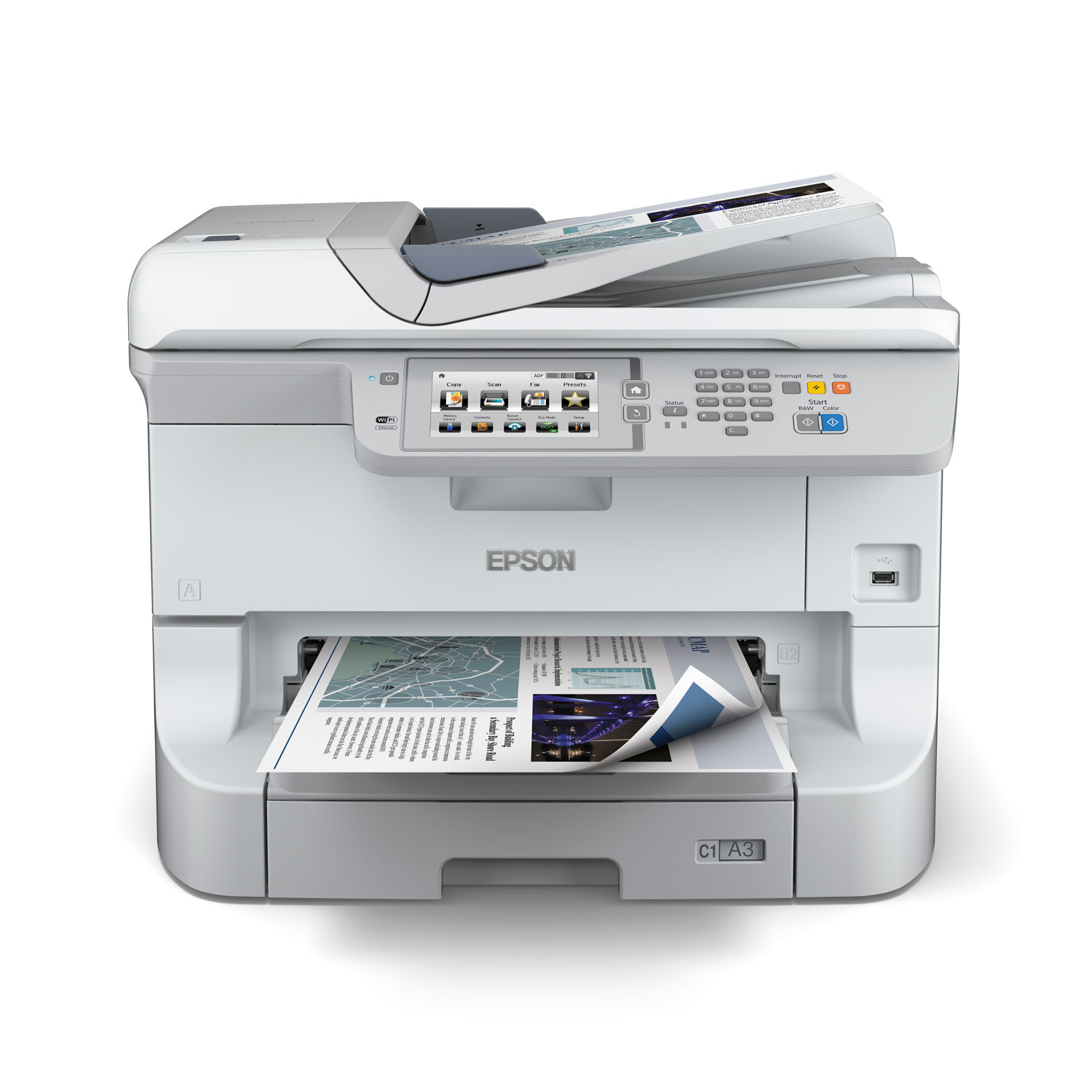 epson workforce pro wf 8590dwf imprimante multifonction epson sur. Black Bedroom Furniture Sets. Home Design Ideas