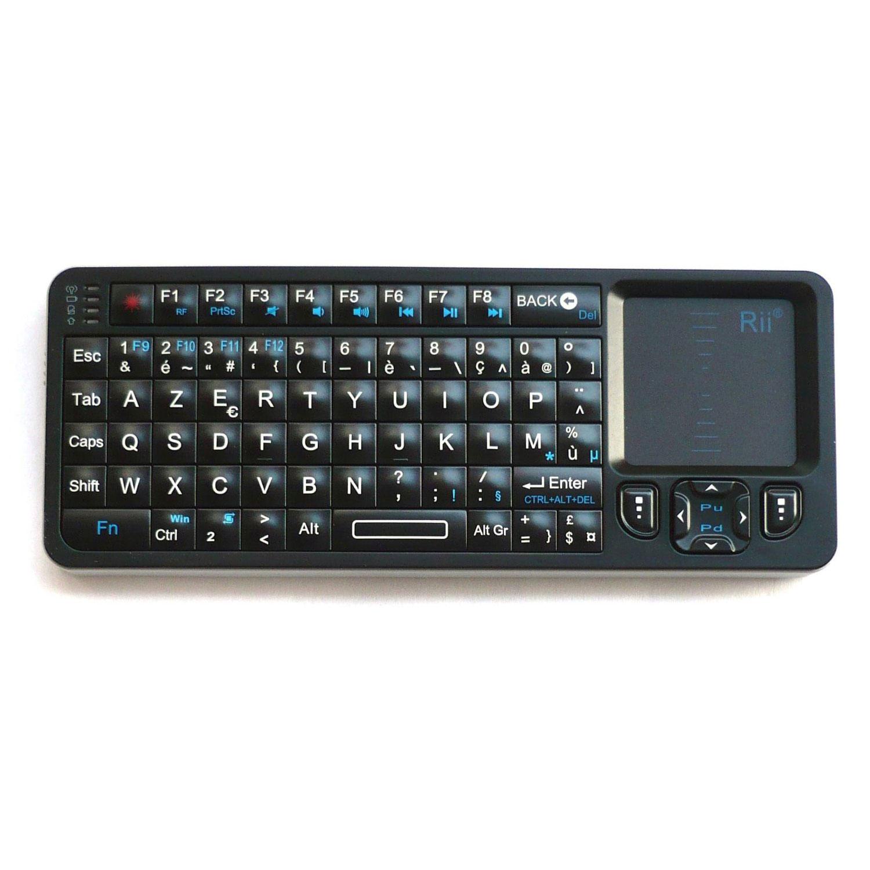 riitek rii mini i6 wireless clavier pc riitek sur. Black Bedroom Furniture Sets. Home Design Ideas