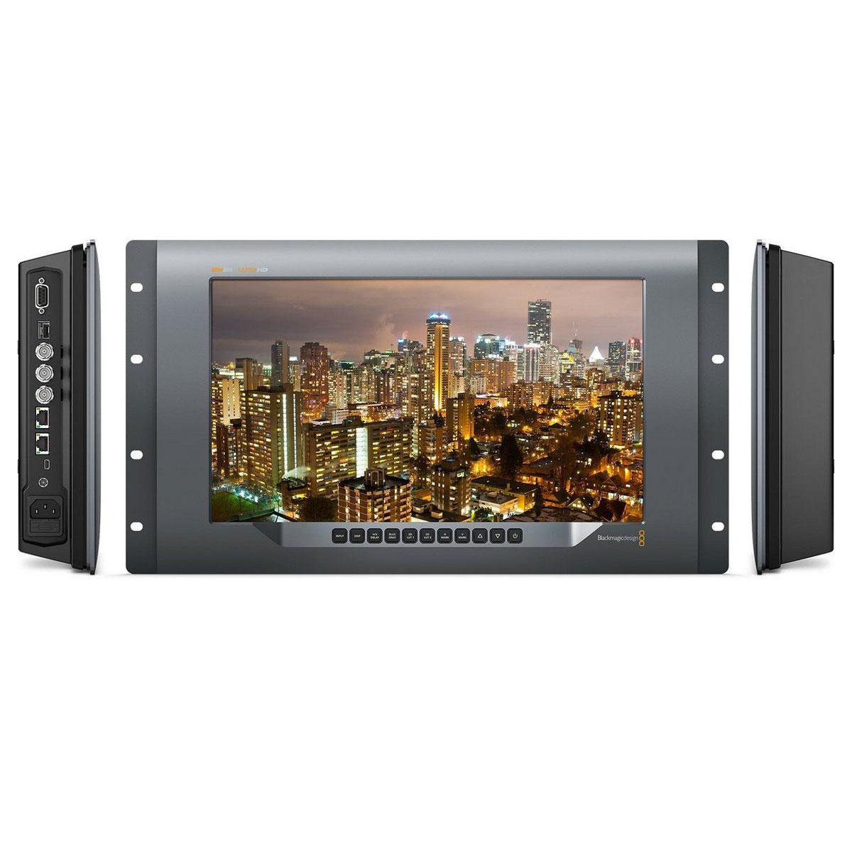 blackmagic design smartview 4k ecran pc blackmagic. Black Bedroom Furniture Sets. Home Design Ideas