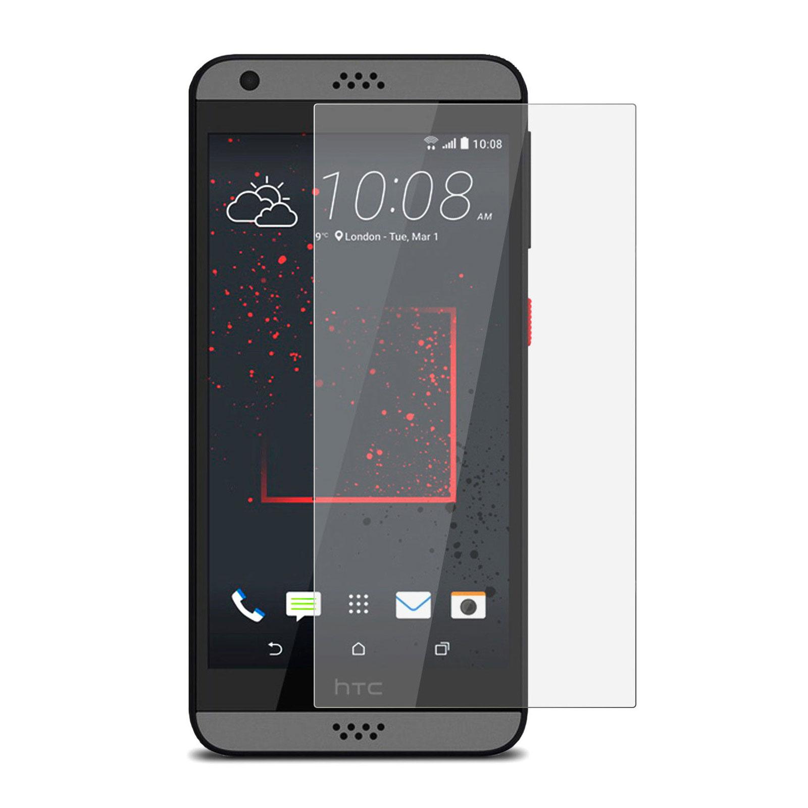 Film protecteur téléphone BigBen Verre Trempé HTC Desire 530 Film de protection en verre trempé pour HTC Desire 530