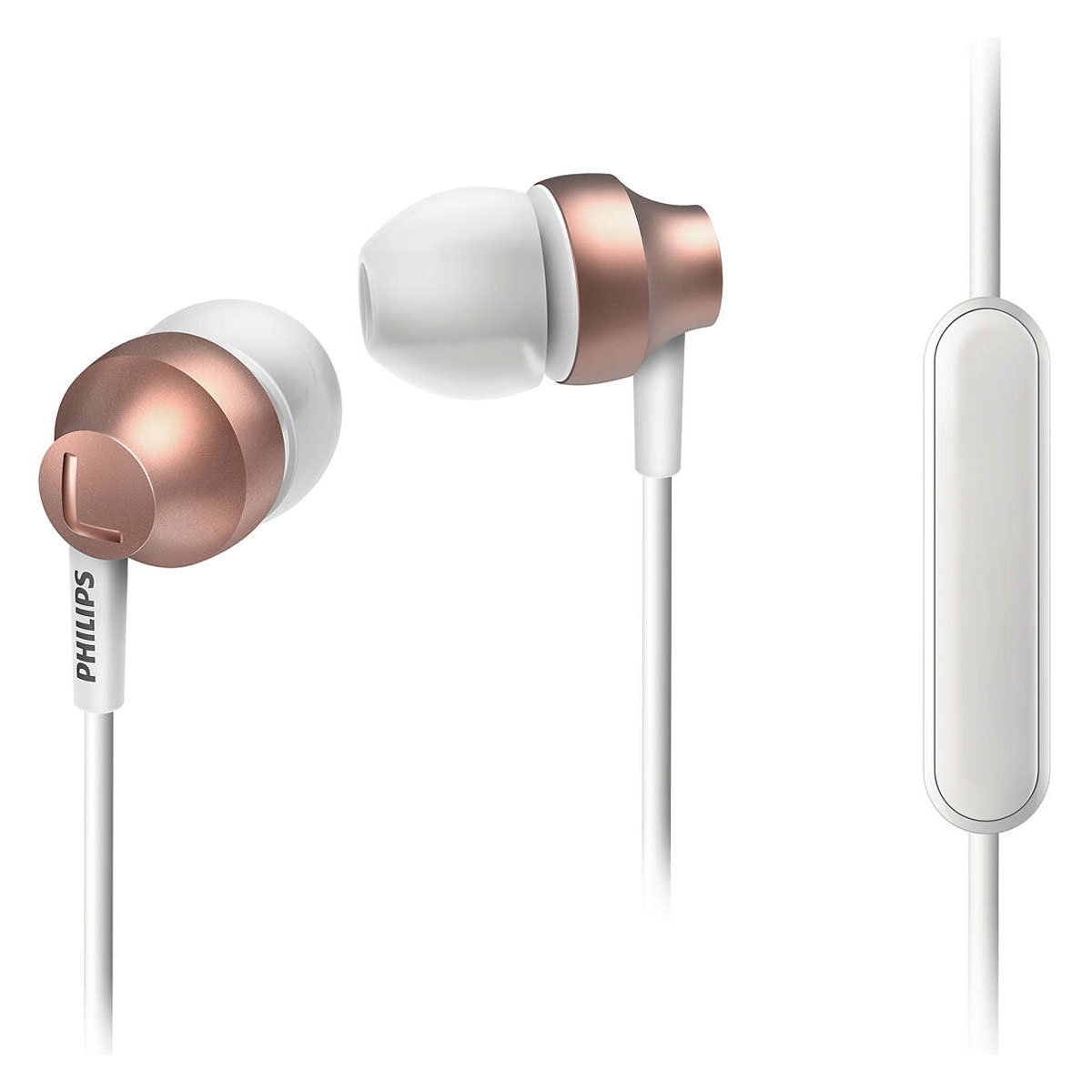 Philips she3855 rose or casque philips sur for Le meuble headsets