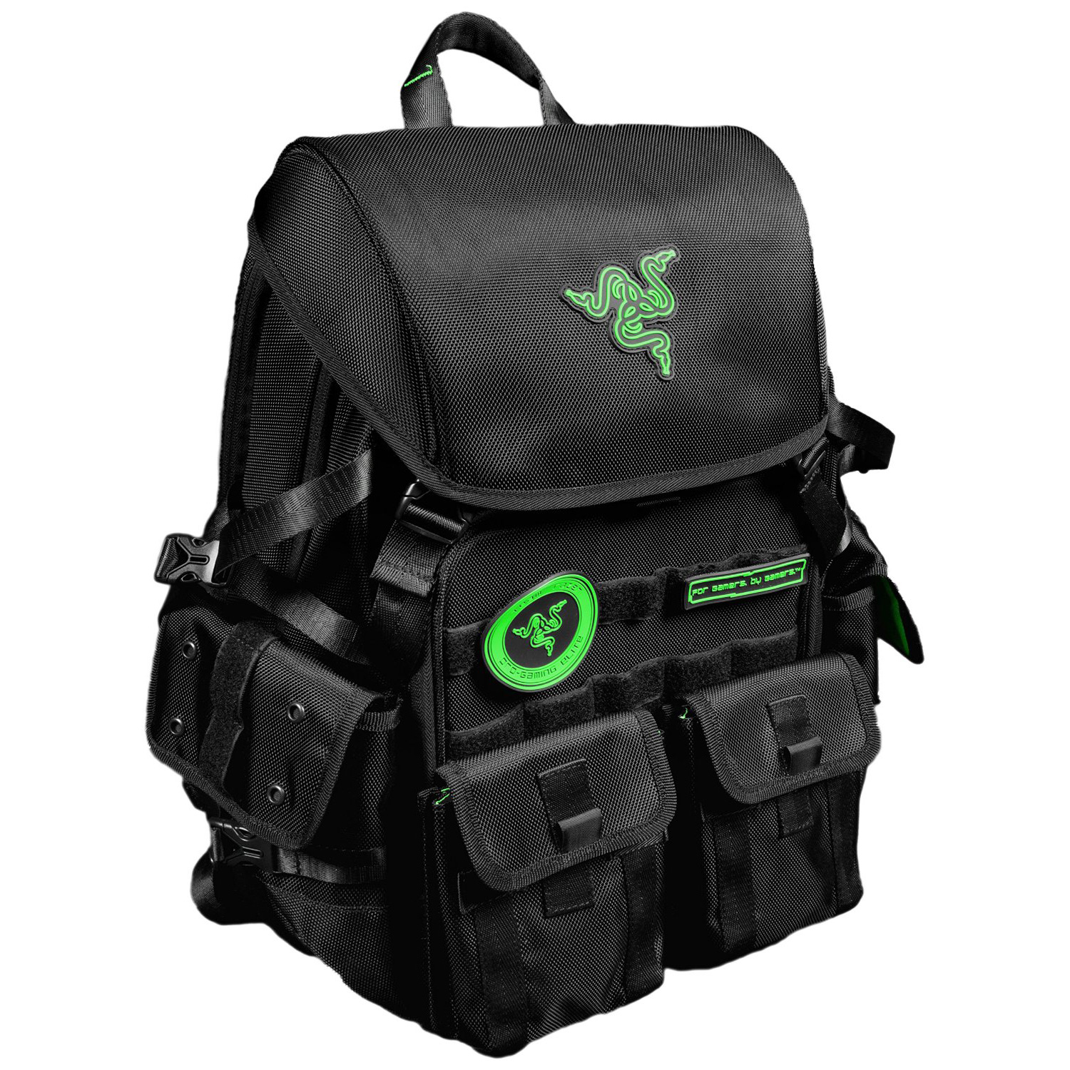 razer tactical pro backpack sac sacoche housse razer sur. Black Bedroom Furniture Sets. Home Design Ideas