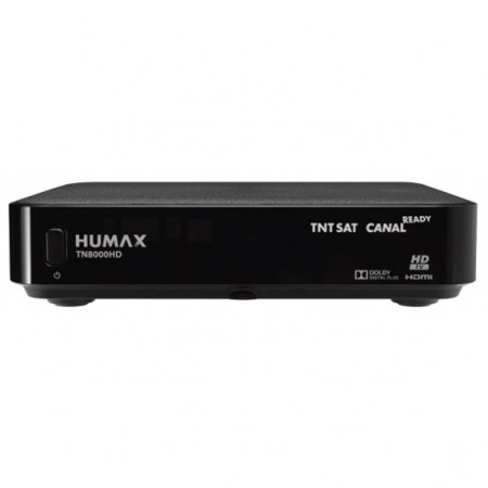 humax tn8000 hd adaptateur tnt sat humax sur. Black Bedroom Furniture Sets. Home Design Ideas
