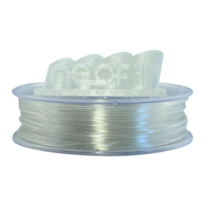 neofil3d bobine pet g 750g transparent filament 3d neofil3d sur. Black Bedroom Furniture Sets. Home Design Ideas