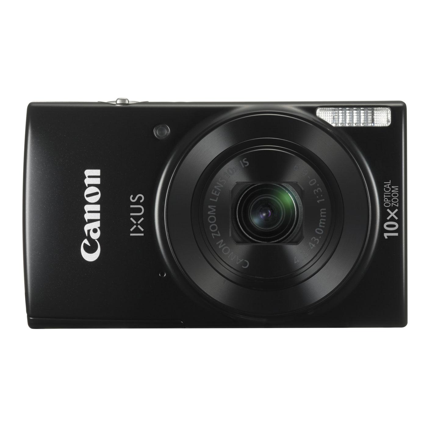 Canon ixus 180 noir appareil photo num rique canon sur for Appareil photo ecran 180