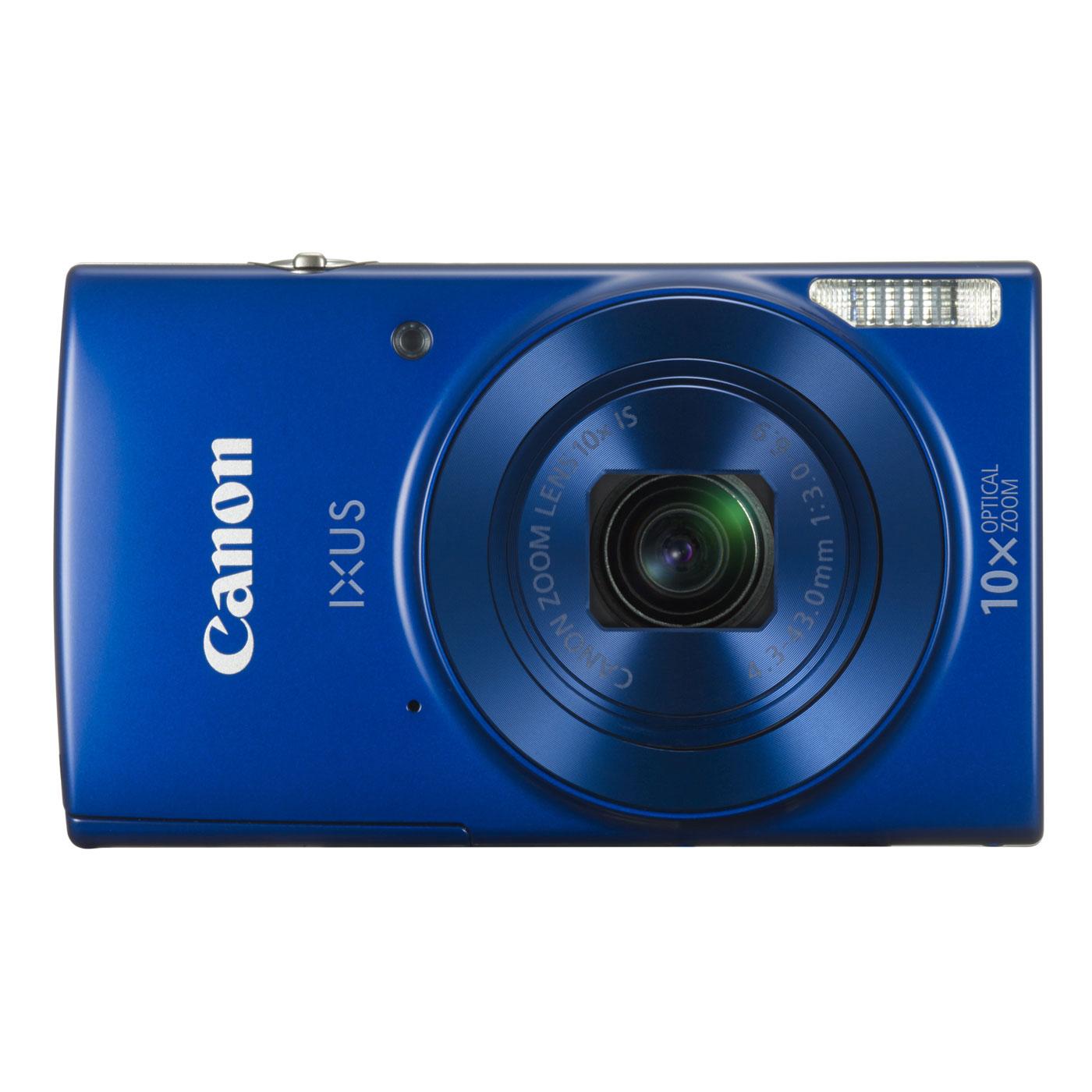 Canon ixus 180 bleu appareil photo num rique canon sur for Appareil photo ecran 180