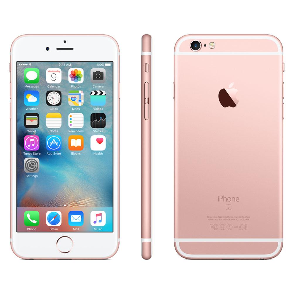 apple iphone 6s 32 go rose or mobile smartphone apple sur. Black Bedroom Furniture Sets. Home Design Ideas