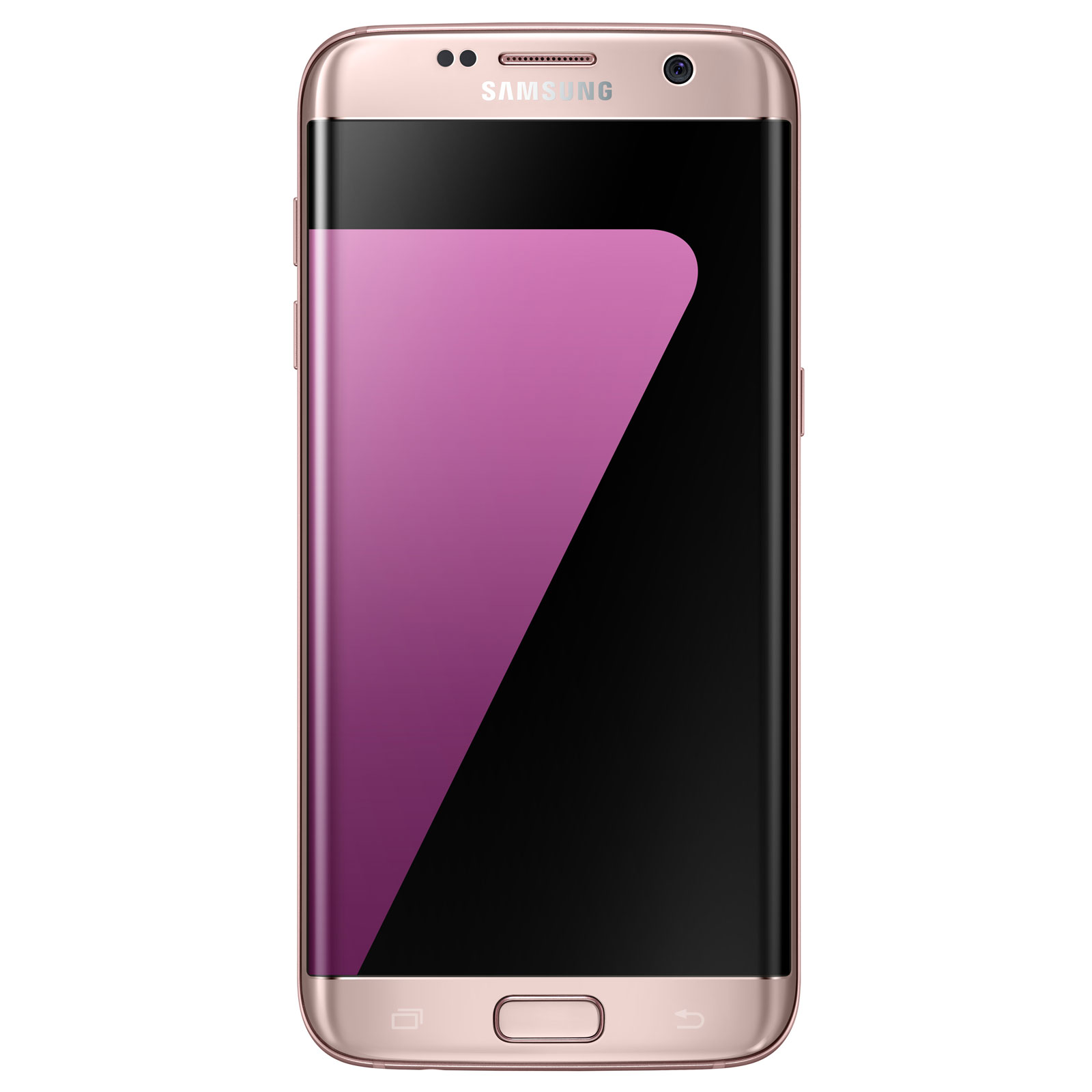 samsung galaxy s7 edge sm g935f rose or 32 go mobile smartphone samsung sur. Black Bedroom Furniture Sets. Home Design Ideas