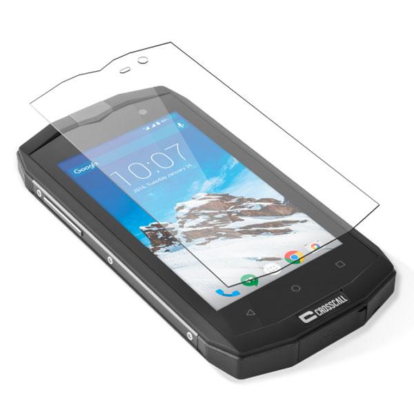 Film protecteur téléphone Crosscall Verre Trempé Trekker-M1/M1 Core Protection en verre trempé pour Trekker-M1/M1 Core