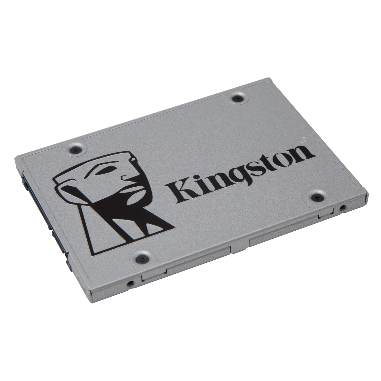 "Disque SSD Kingston SSD UV400 120 Go SSD 120 Go 2.5"" 7mm Serial ATA 6Gb/s"