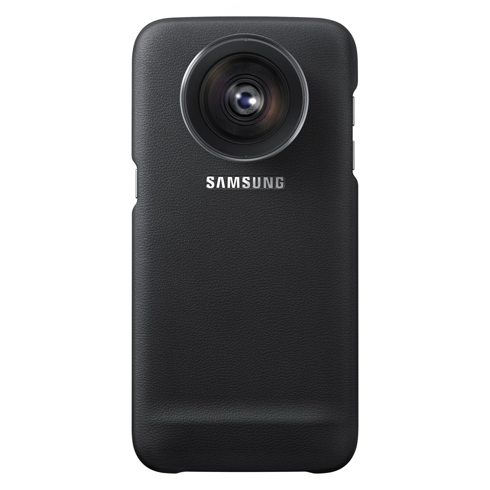 coque samsung galaxy s7 lens