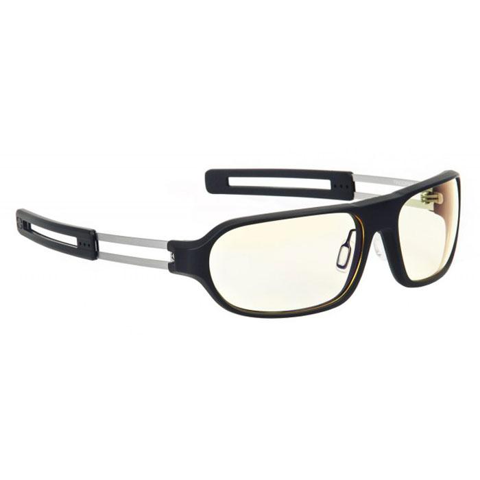 Lunettes de protection GUNNAR Trooper (Onyx) Lunettes de confort oculaire  pour le jeu vidéo cbe5a5489feb
