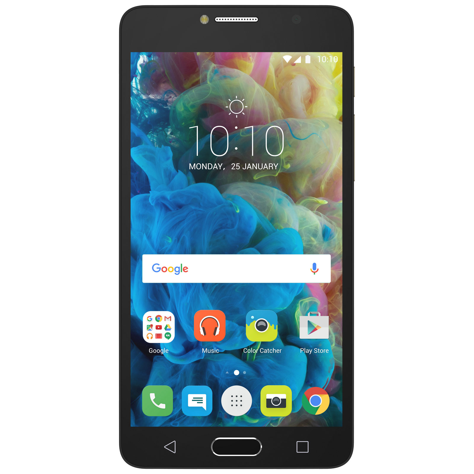 "Mobile & smartphone Alcatel POP 4S (5.5"") Or Smartphone 4G Dual SIM - MediateK MT6755M 8-Core 1.8 GHz - RAM 2 Go - Ecran tactile 5.5"" 1080 x 1920 - 16 Go - Bluetooth 4.2 - 2960 mAh - Android 6.0"