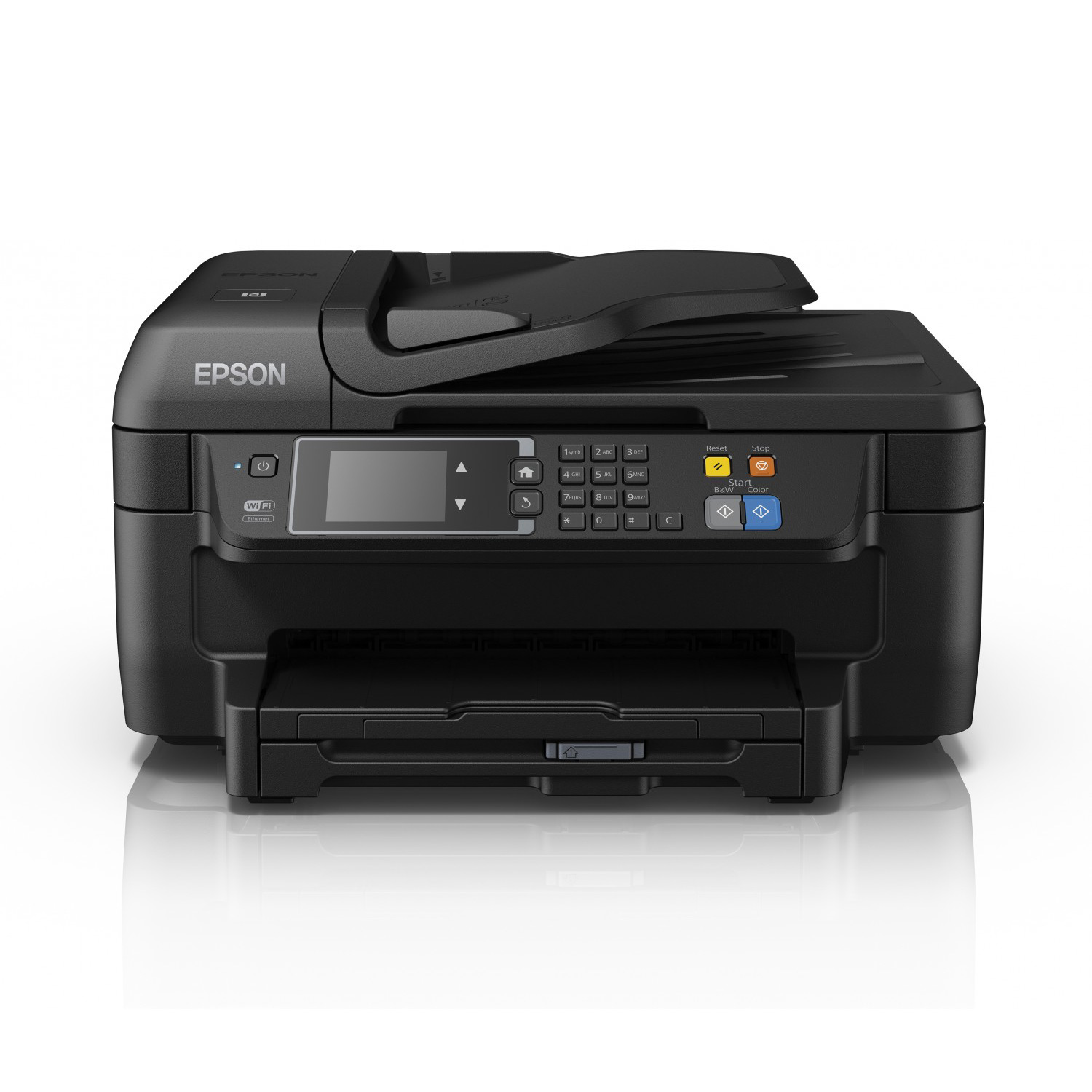 epson workforce wf 2760dwf imprimante multifonction. Black Bedroom Furniture Sets. Home Design Ideas