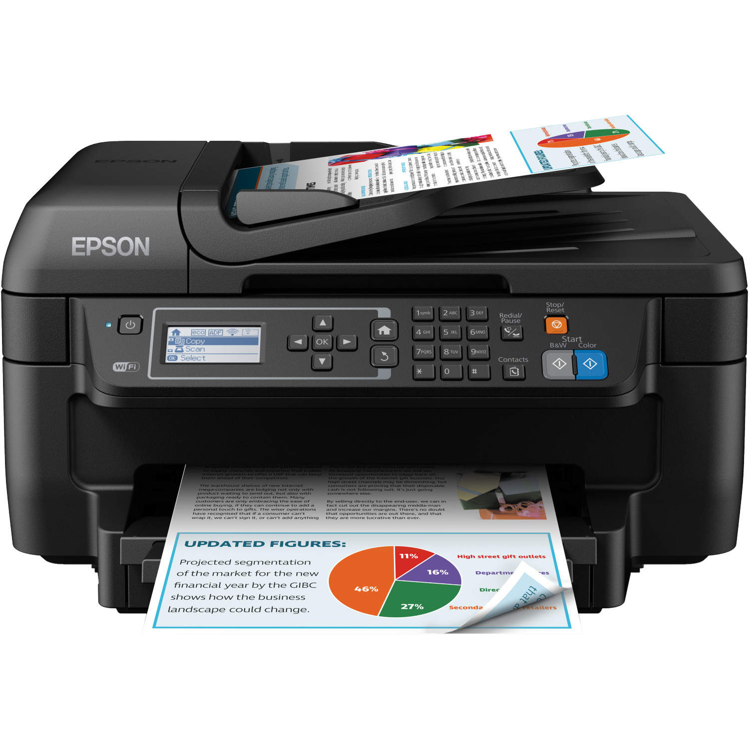 epson workforce wf 2750dwf imprimante multifonction epson sur. Black Bedroom Furniture Sets. Home Design Ideas