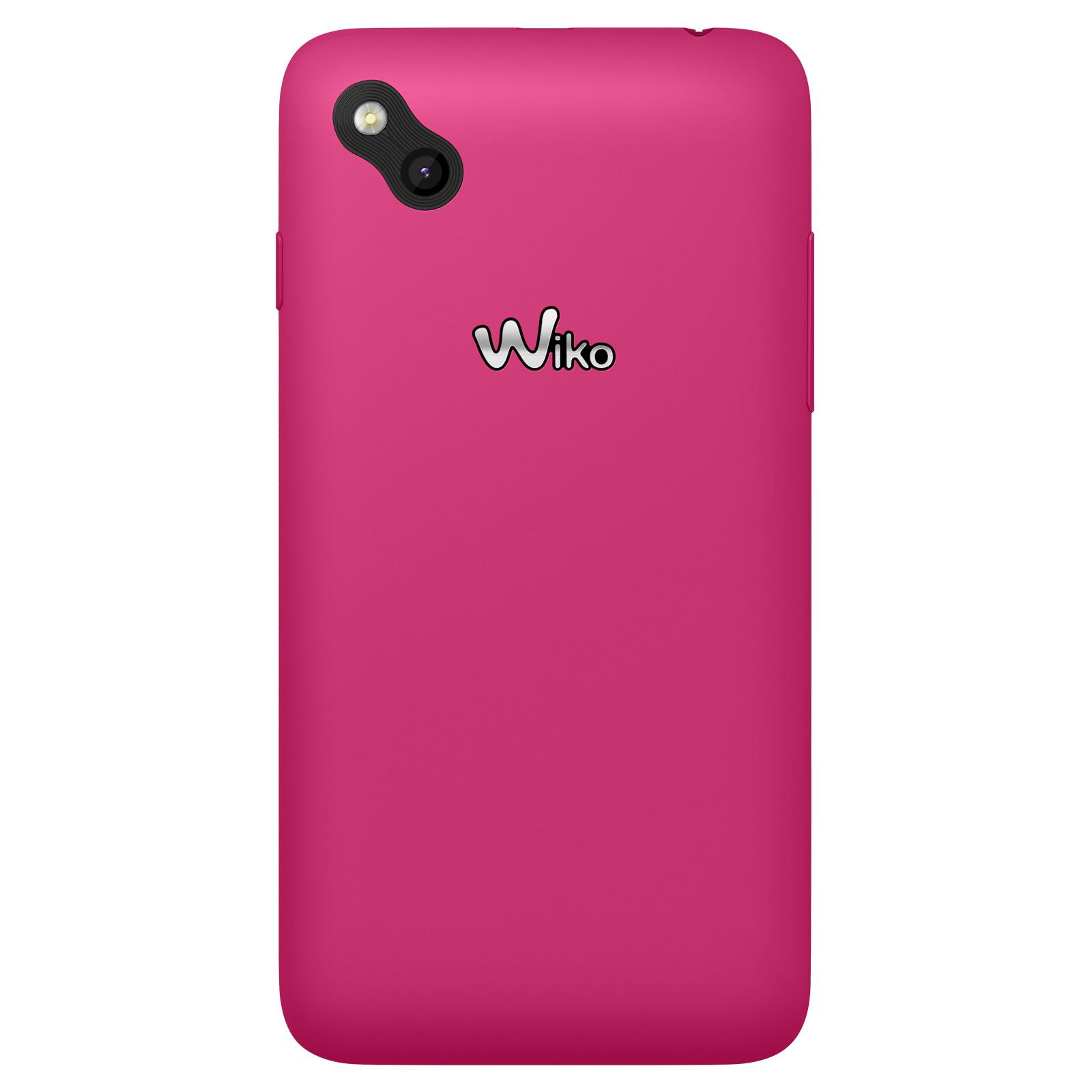 Wiko sunny rose mobile smartphone wiko sur for Photo ecran wiko