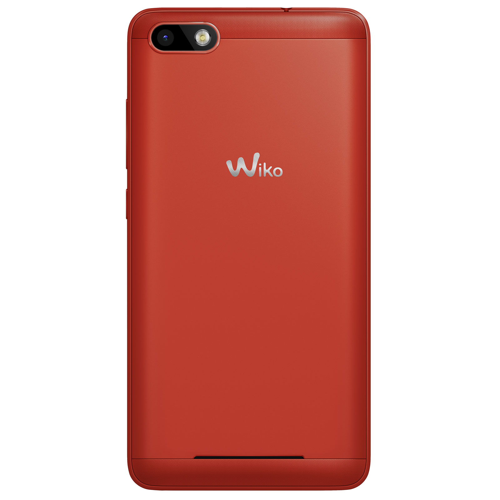 wiko lenny 3 rouge mobile smartphone wiko sur. Black Bedroom Furniture Sets. Home Design Ideas