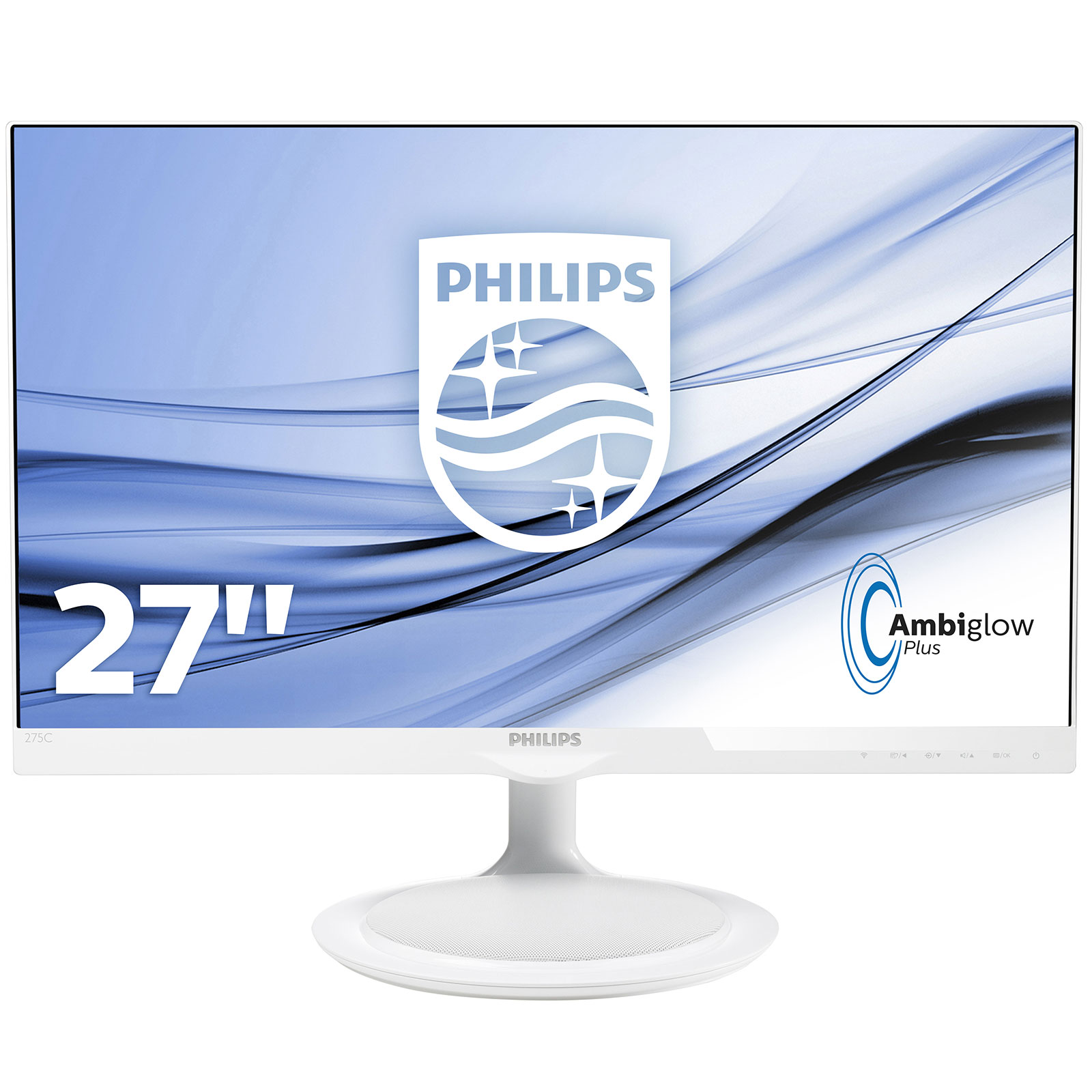 Philips 27 Led 275c5qhaw Ecran Pc Philips Sur