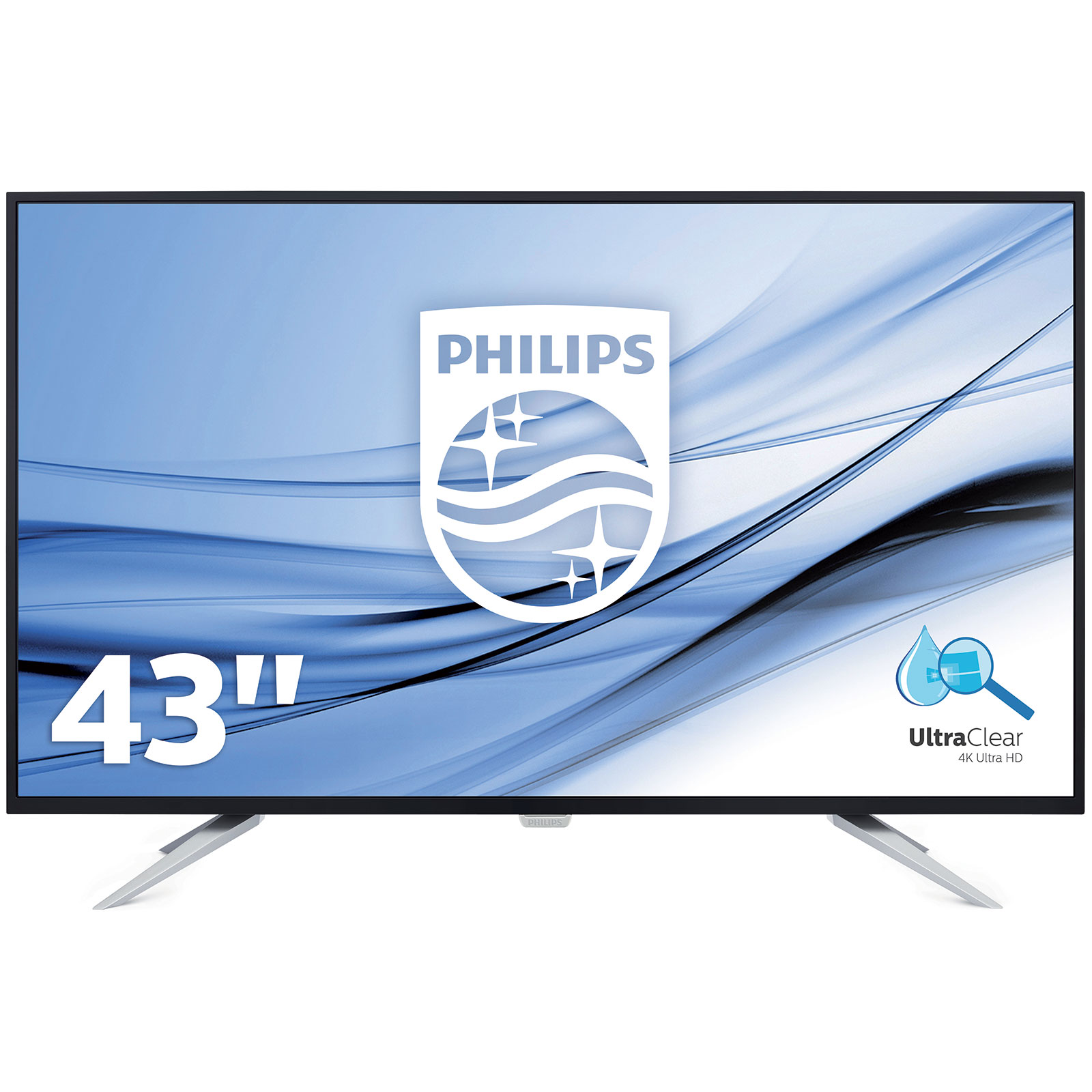 Philips 43 led bdm4350uc ecran pc philips sur for Ecran dalle ips pour la photo