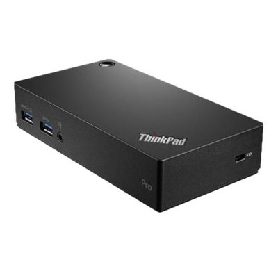lenovo thinkpad pro usb 3 0 station d 39 accueil pc. Black Bedroom Furniture Sets. Home Design Ideas