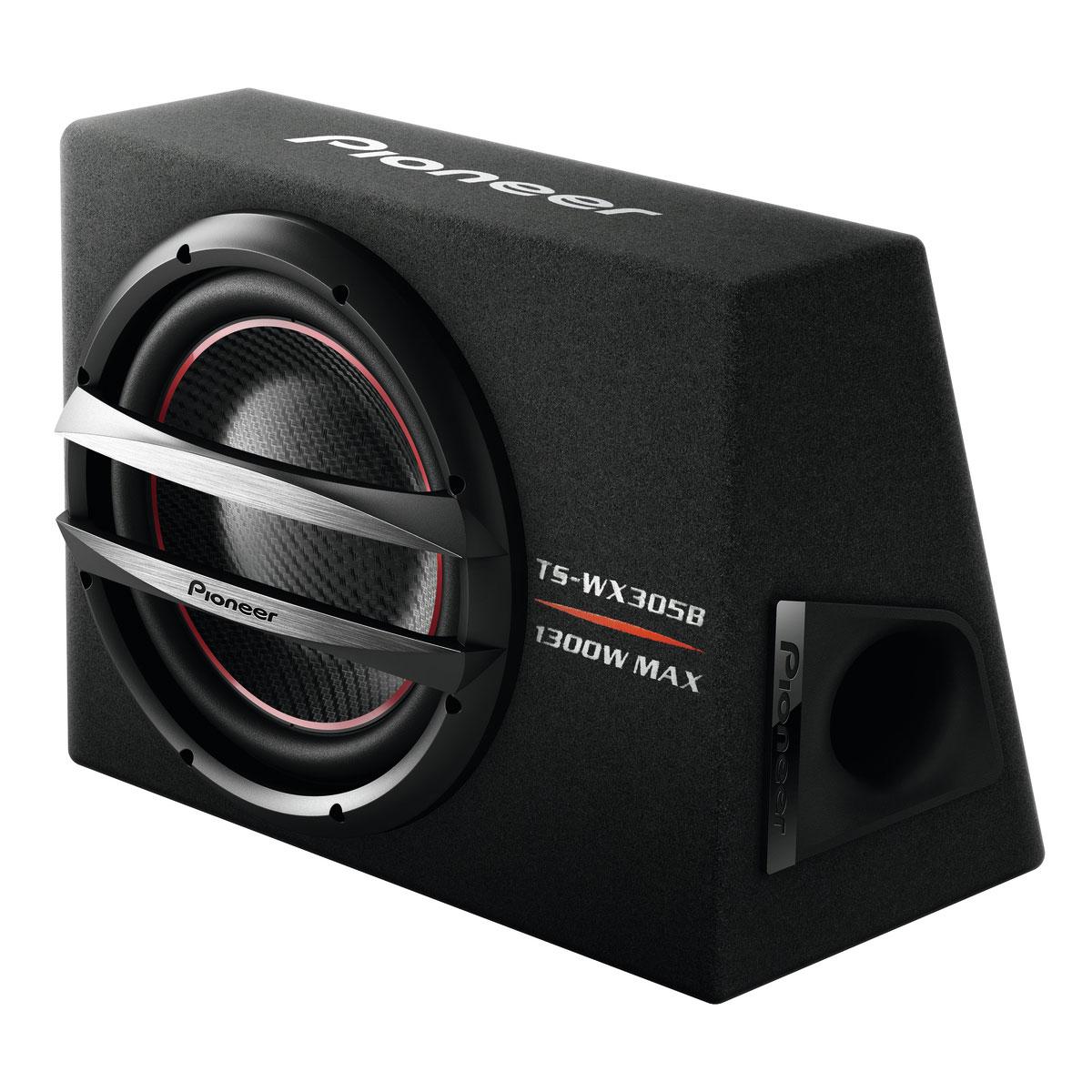 pioneer ts wx305b enceintes auto pioneer sur. Black Bedroom Furniture Sets. Home Design Ideas