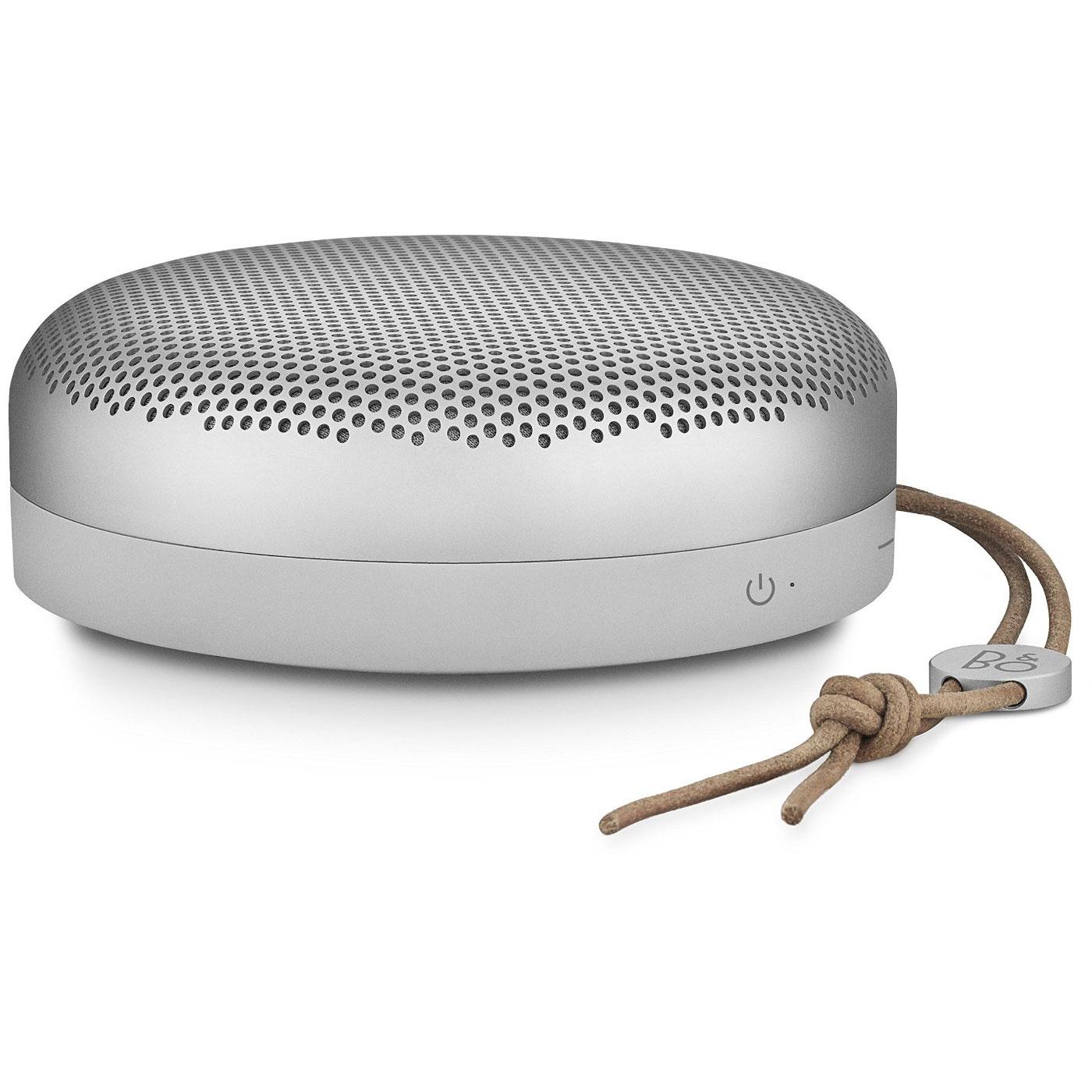 Dock & Enceinte Bluetooth Bang & Olufsen Beoplay A1 Naturel Enceinte stéréo Bluetooth portable (2 x 30 W)