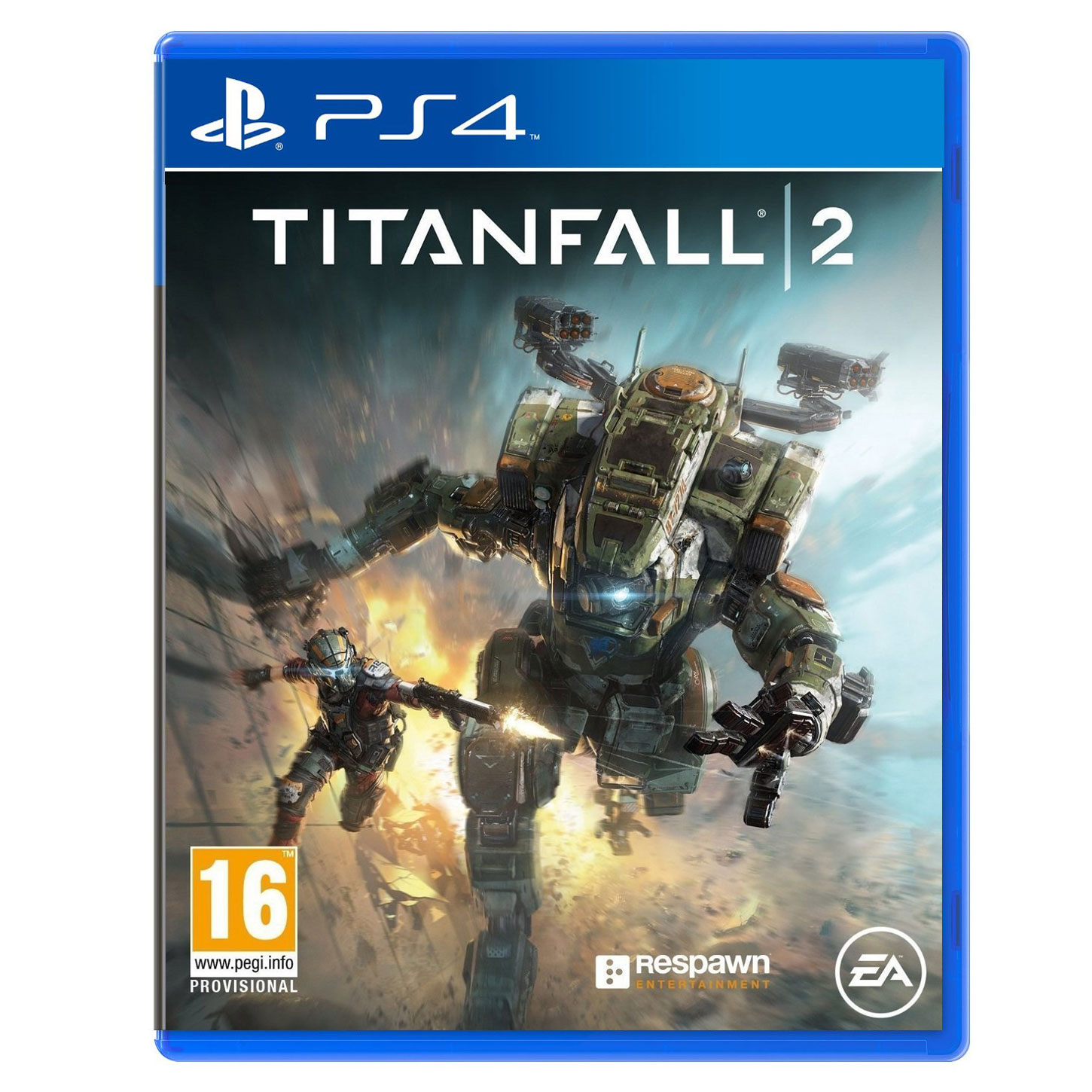 Jeux PS4 Titanfall 2 (PS4) Titanfall 2 (PS4)