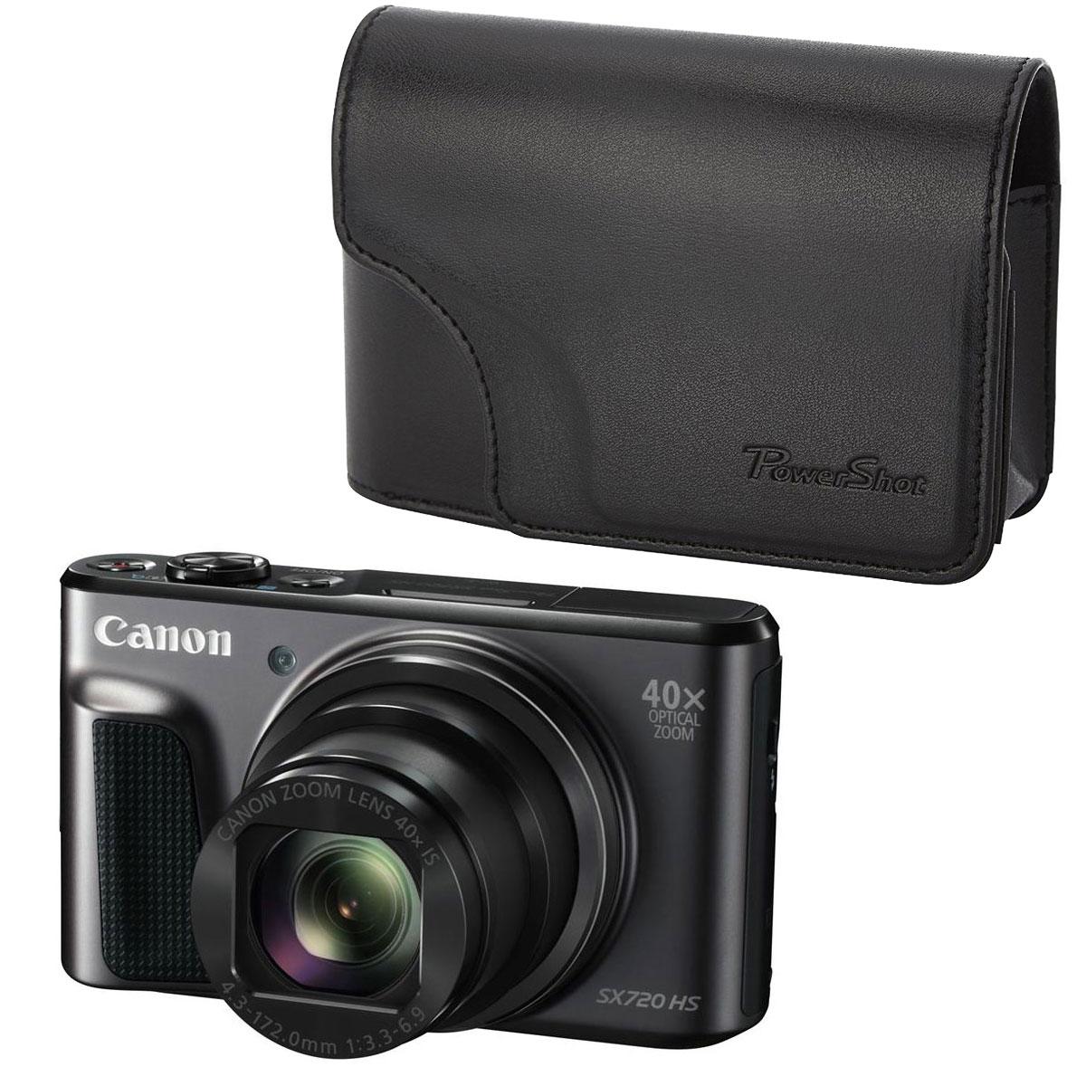 Canon powershot sx720 hs noir dcc 1570 appareil photo for Ecran appareil photo canon