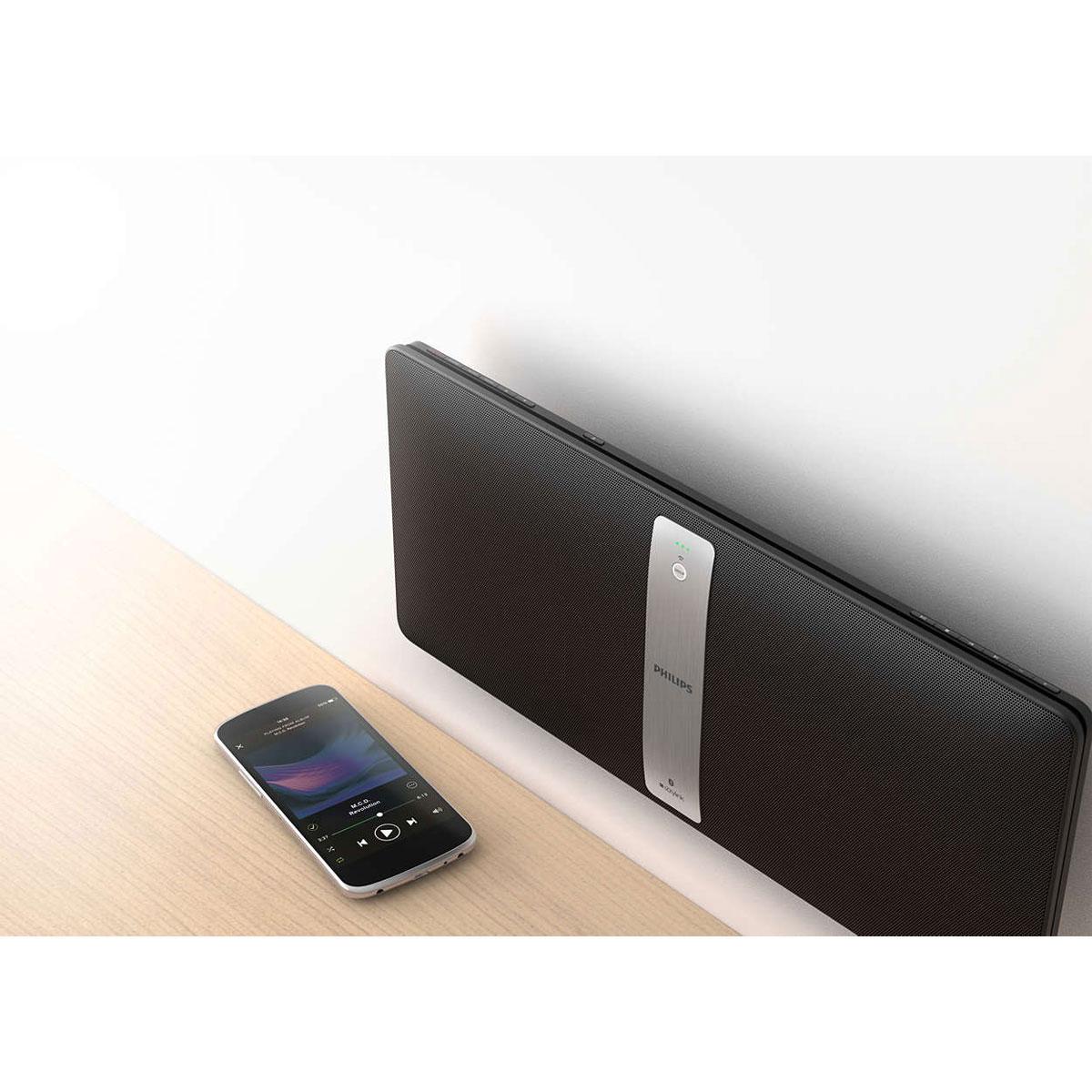 philips izzy bm50 izzy bm6 noir cha ne hifi philips sur. Black Bedroom Furniture Sets. Home Design Ideas