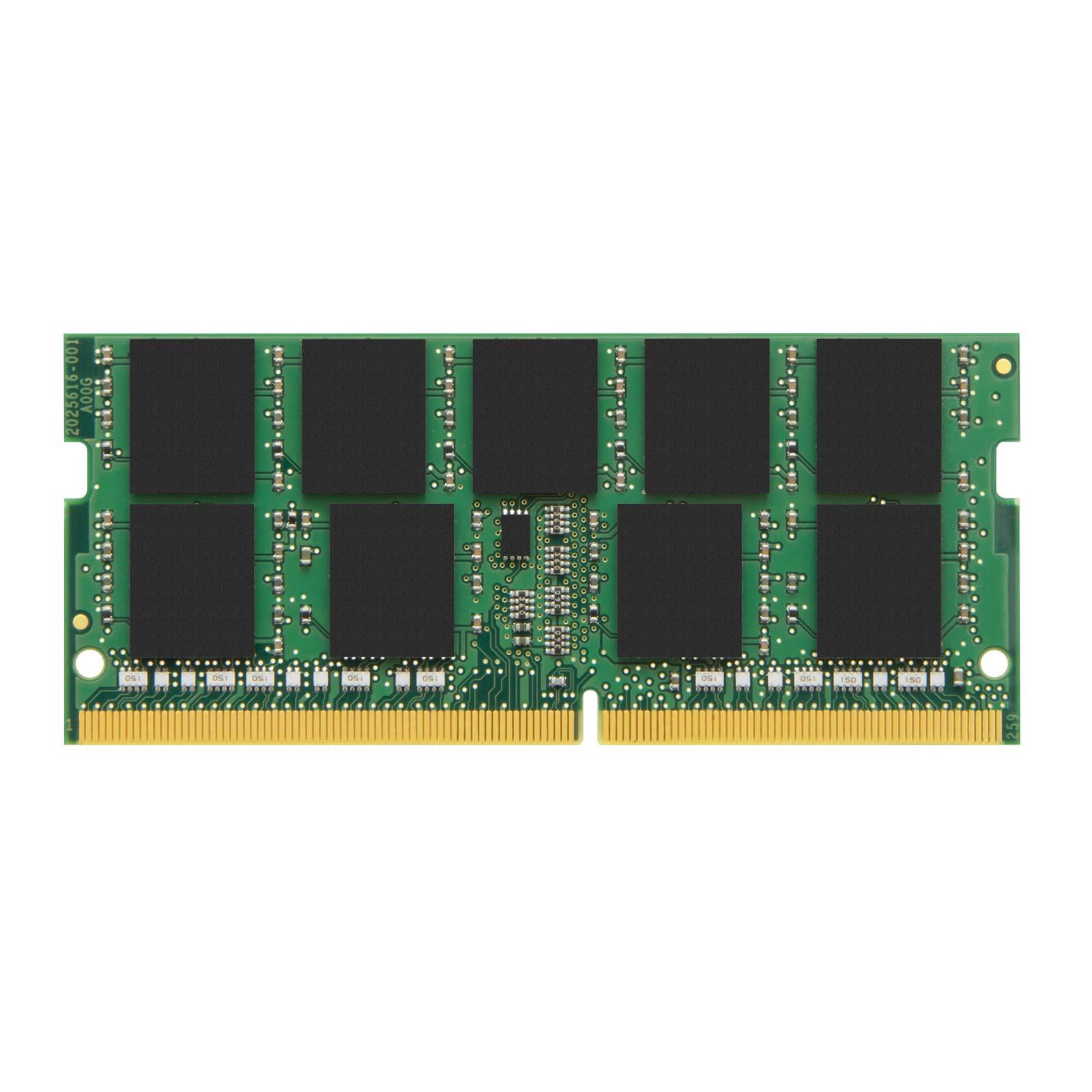Kingston SO DIMM 4 Go DDR4 2133 MHz CL15 SR X8
