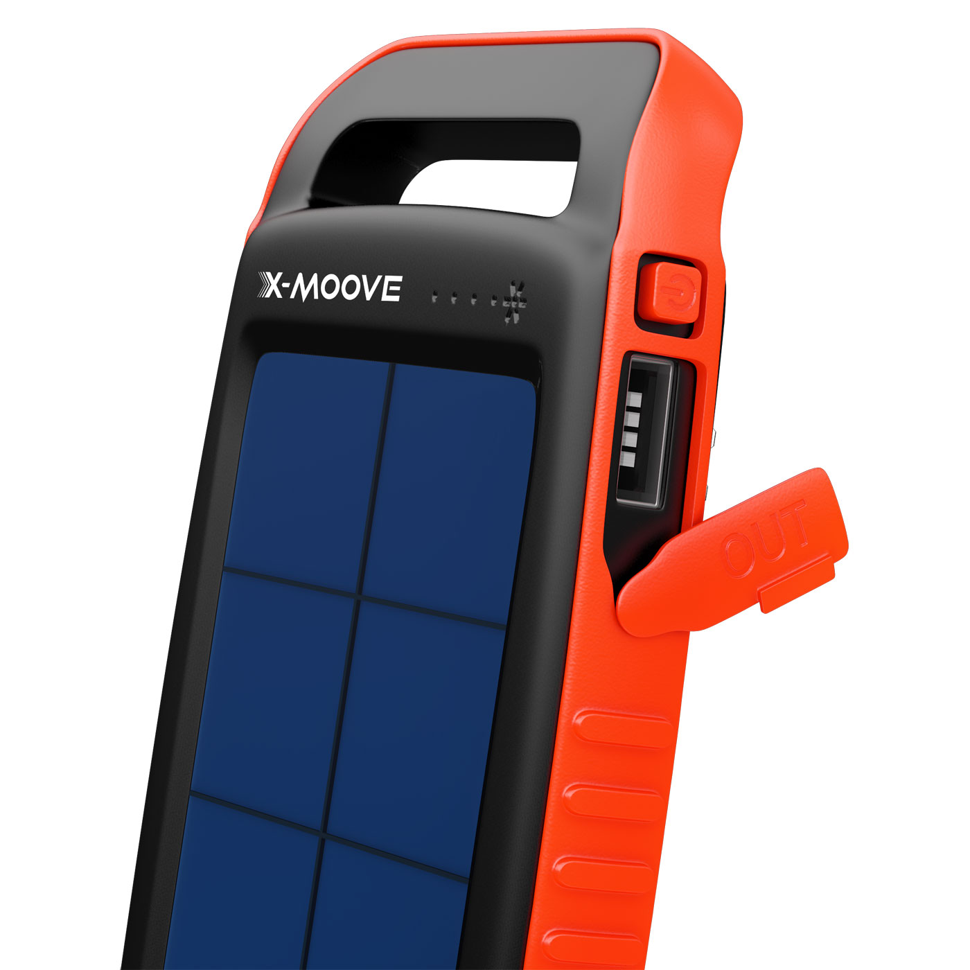 chargeur solaire x moove