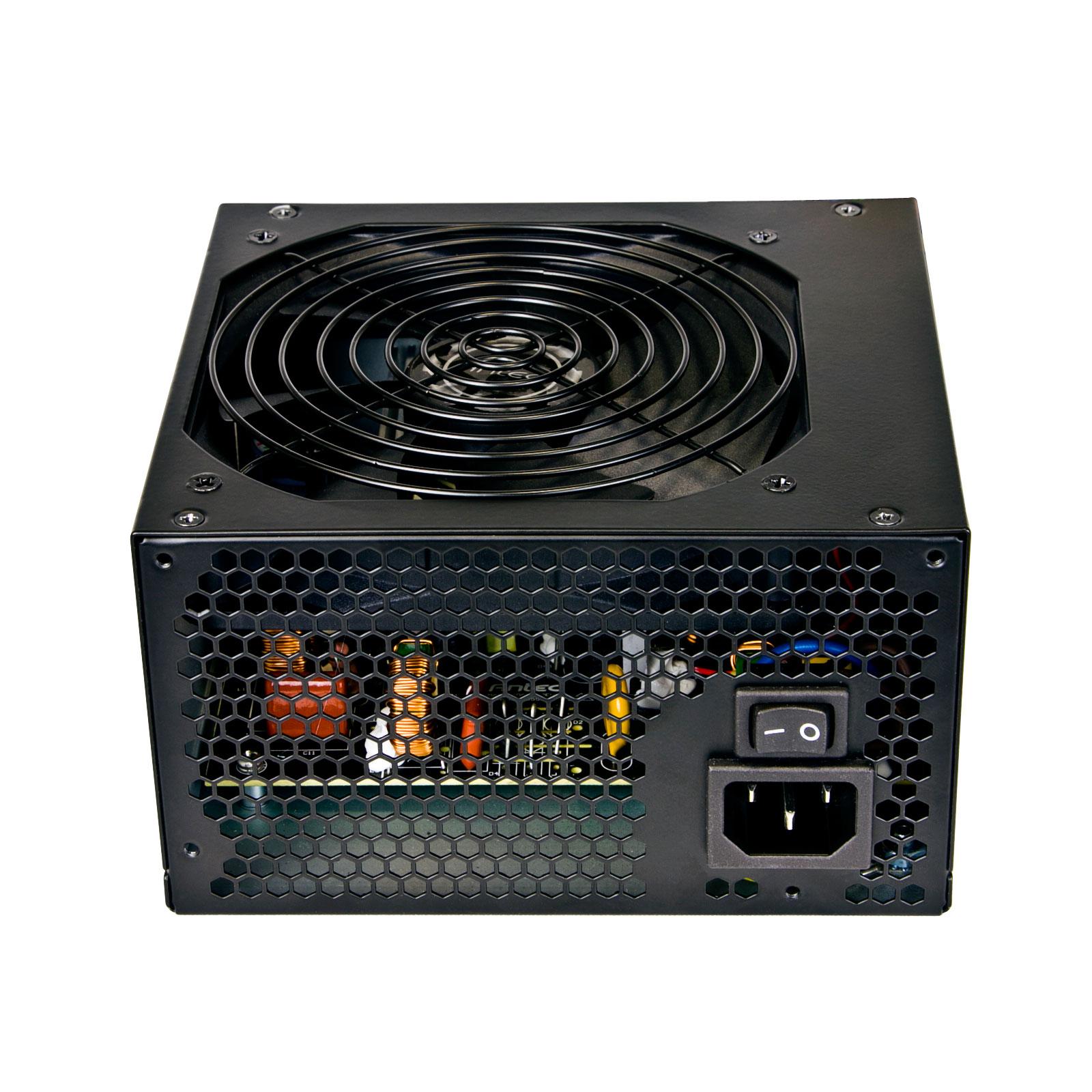 Alimentation PC Antec VP 600P Alimentation 600 Watts ATX12V 2.4 (garantie 2 ans par Antec)